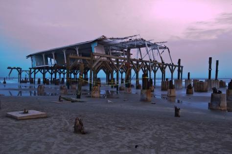 Galveston Aftermath (Image: Cody Austin)