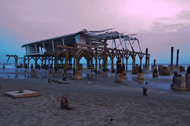 Galveston Aftermath (Image: Cody Austin)