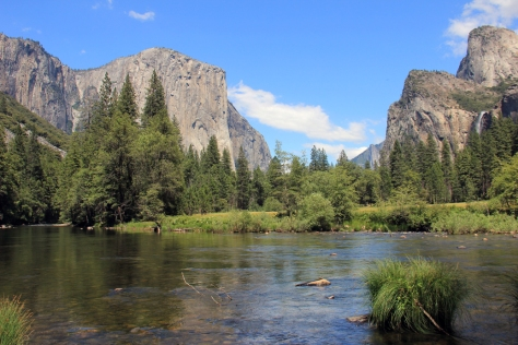 Picture book beauty of Yosemite Valley (Image: Christopher Wright)