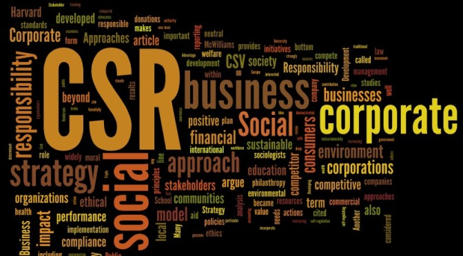 Corporate Social Responsibility at the Crossroads