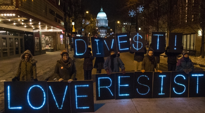 Fossil Fuel Divestment as Effective Climate Change Action