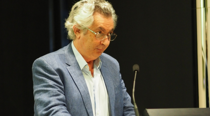 Robert Manne Launches <em>Climate Change, Capitalism and Corporations</em>