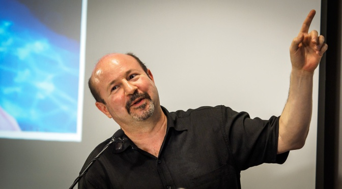 Professor Michael Mann in Australia